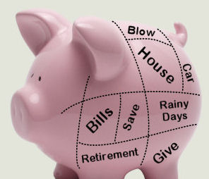 Build a better budget part 1 the mindset fi journey for How to make a piggy bank you can t open